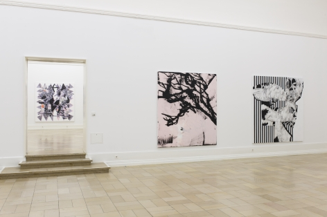 Now or Else,Kunsthalle Nurnberg, 2012, Installation view