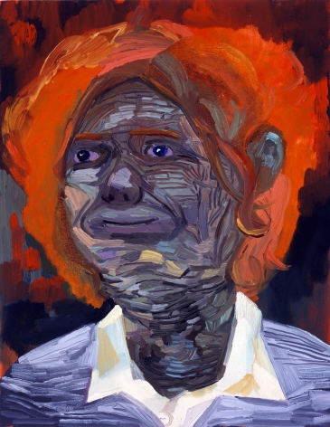 Self Portrait as a Pachyderm