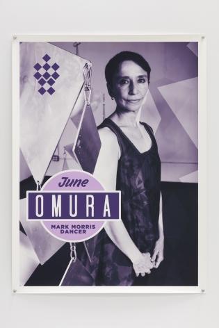 Dana Hoey, June Omura
