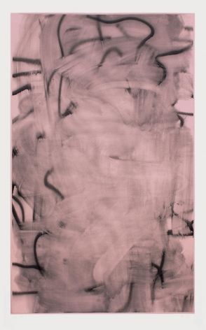 Christopher Wool Three Women (Image I – light rose)
