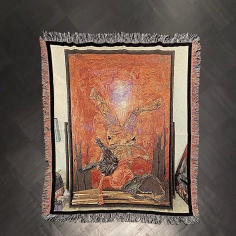 Jon Pylypchuk, Woven Tapestry