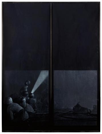 Untitled (Fire) 1982