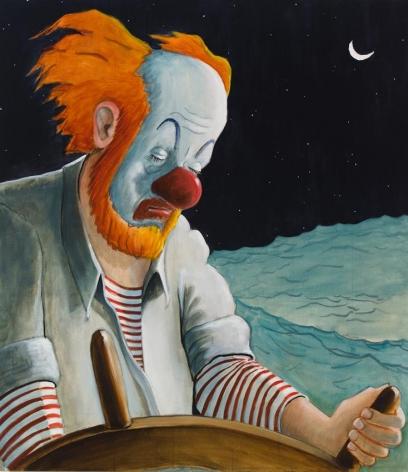 Around the World Alone (Waxing Moon Torpor)