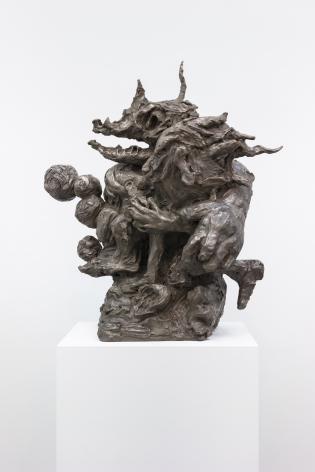 Dana Schutz, Washing Monsters