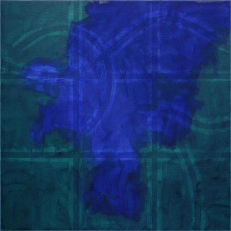 Untitled 2010 Oil and acrylic on canvas