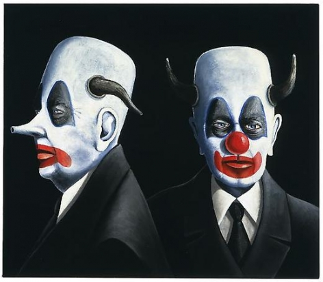 Double Magritte 2003