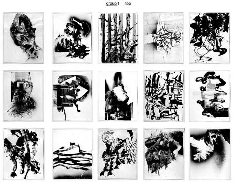 Untitled (set of 15)