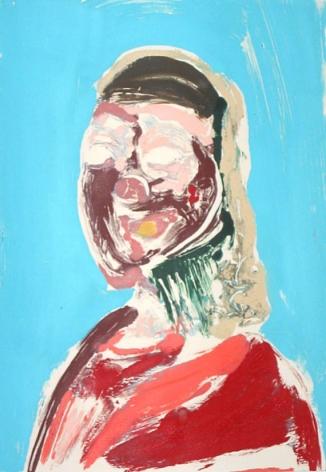 Portrait Head #3