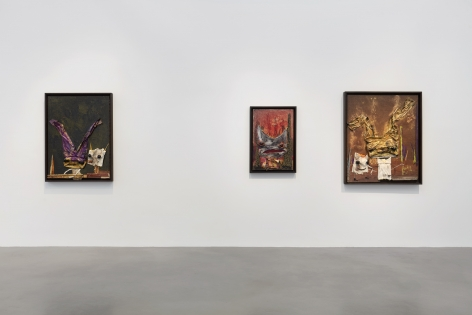 Waiting for the Next Nirvana,Petzel Gallery, 2020, Installation view