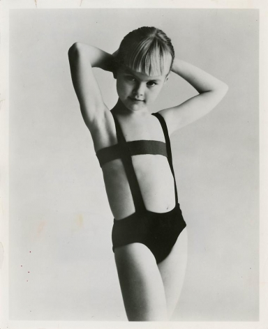 Rudi Gernreich Design for Child's Bathing Suit