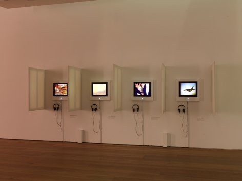 Social SyntheticMuseum BrandhorstInstallation view2017-18