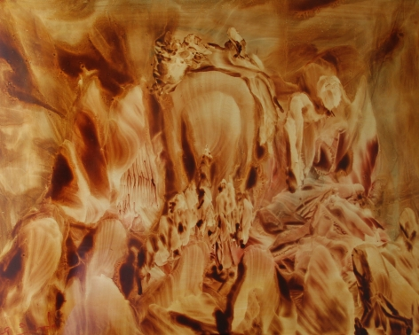Juan Antonio Guirado, Spiritual Procession, 1970