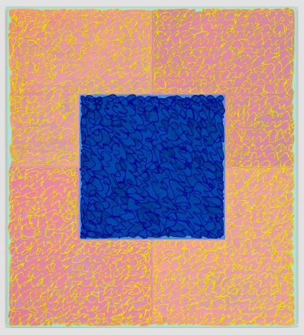 Louise P. Sloane, Blue Center, 2019