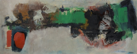 Sam Middleton, The Search, 1959