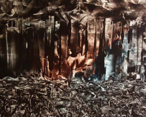 Juan Antonio Guirado, Destruction, 1990-2000