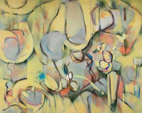 Diane Walker-Gladney, Silver Lining Soup, 2021