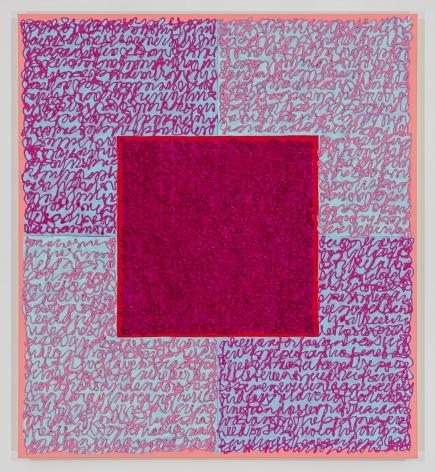 Louise P. Sloane, Pink, 2019
