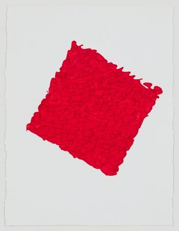 Louise P. Sloane, Pyrrole Red, 2019