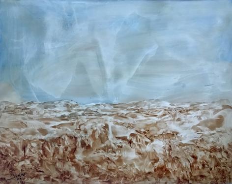 Juan Antonio Guirado, Almeria Landscape, 1999