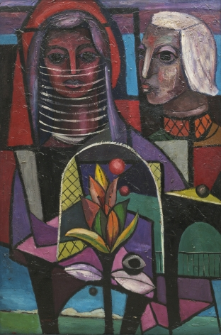 Still Life, 1948   Oil on canvas   36 x 24 inches