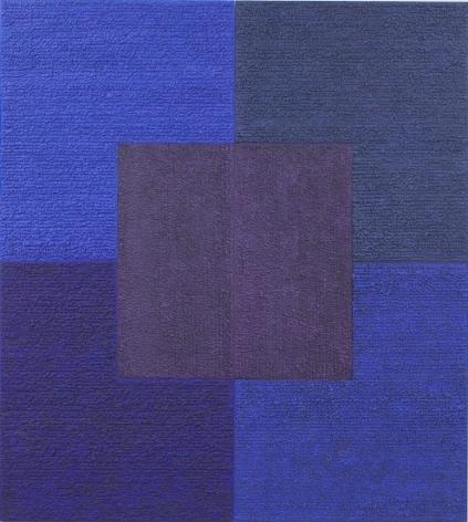 Louise P. Sloane, True Blue,2005