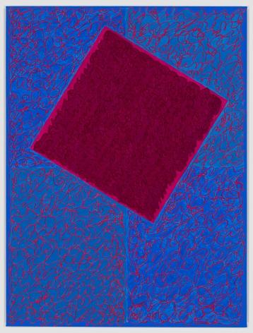 Louise P. Sloane, Violet Rising, 2020