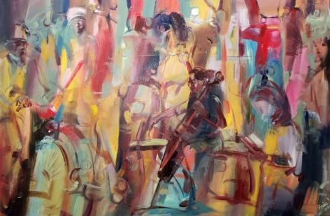 Ignited Cello