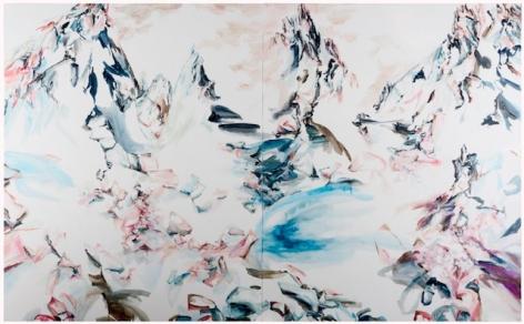 Elisa Johns, Palisade Basin, 2017