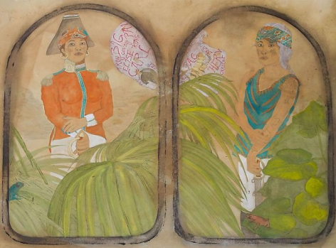 All We Want Is Already Ours (The Guyana Girls, Beertje and Geertje Santo Domingo 1793 (2012)
