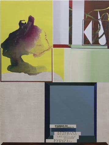Rubens Ghenov, Silence Fiction, Orchid 1, 2016