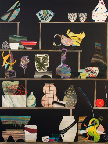Paul Wackers, Nachtwinkel (Night Shop), 2015