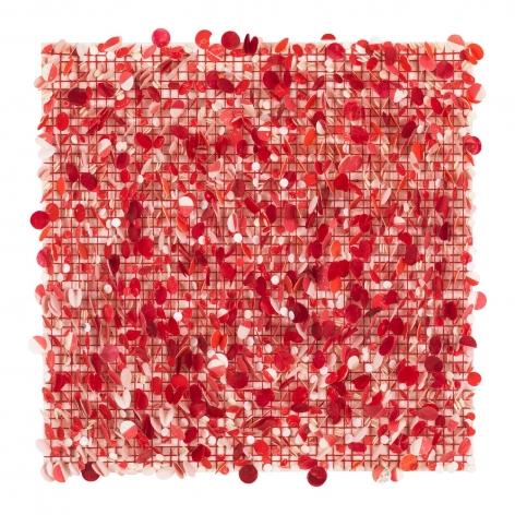 Howardena Pindell, Untitled #42, 2004-2005