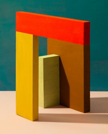 Erin O'Keefe, Built Work #4, 2018