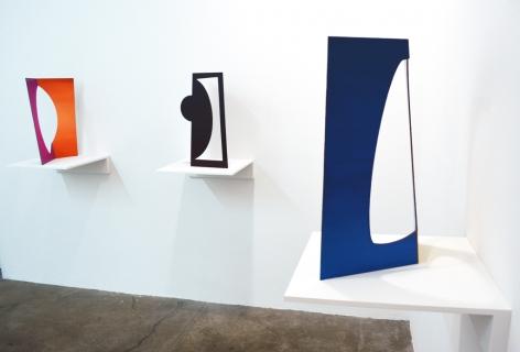 JJ Miyaoka-Pakola, Installation View, 2016