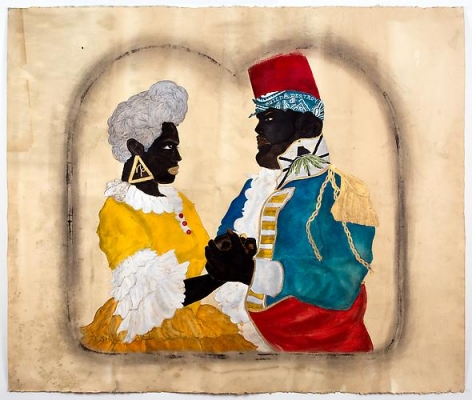 Frohawk Two Feathers, Horace and Isabel (2014)