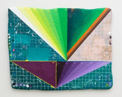 Nathan Randall Green, E.C.U.M. (Landscape M), 2021