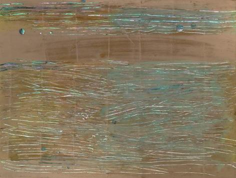 Nancy Lorenz, Moon Gold Water (2013)