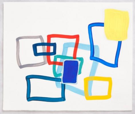 Sharon Louden, Windows, 2015