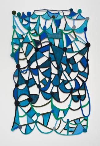 Ruby Palmer, Blue Trap, 2021