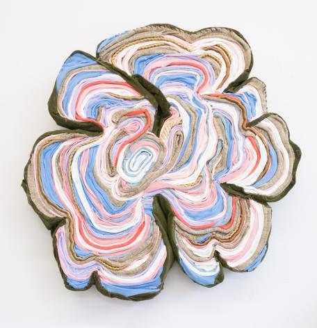 Tamara Kostianovsky, Wall Slice, 2018