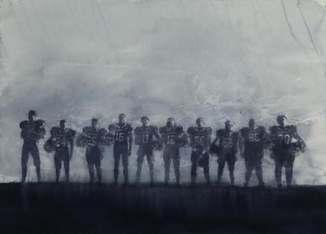 David Rathman: Threshold (2012)