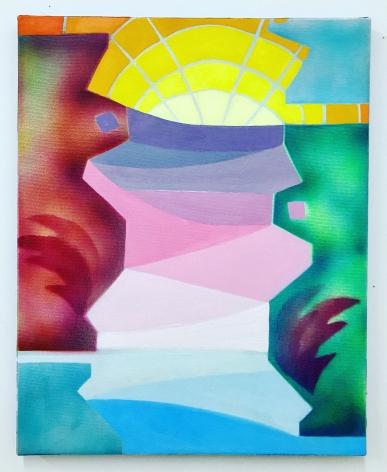 Catherine Haggarty, Sun God, 2018