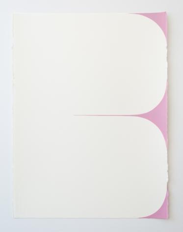 Sara Genn, New Alphabet (Clearing), 2020