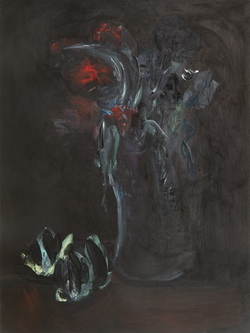 Jenn Dierdorf, Moonflower, 2016