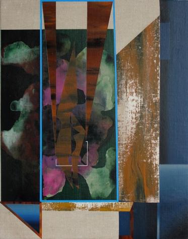 Rubens Ghenov, A vez do morro, Borel tape loop, 2014