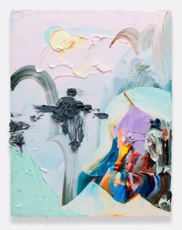 Erin Loree, Head in the Clouds, 2019