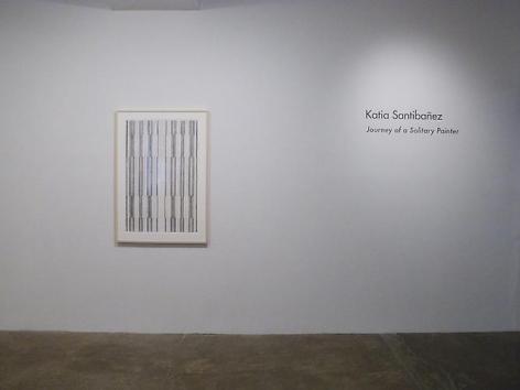 KATIA SANTIBANEZ: Journey of A Solitary Painter