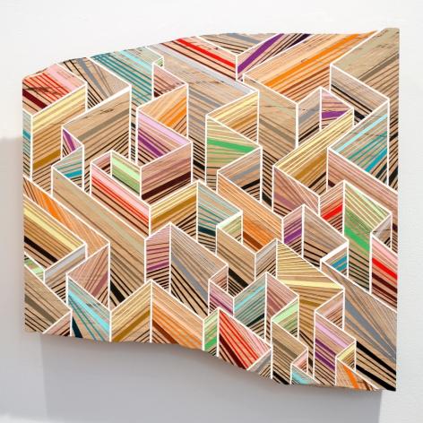 Jason Middlebrook, Wall Space, 2014