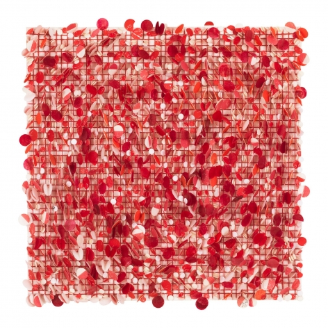 Howardena Pindell, Untitled #42, 2004-2005