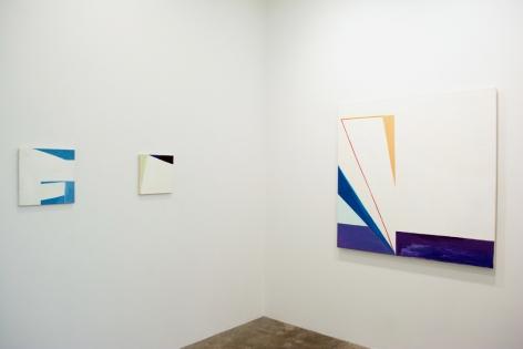 David Aylsworth, 2014, (Installation view)
